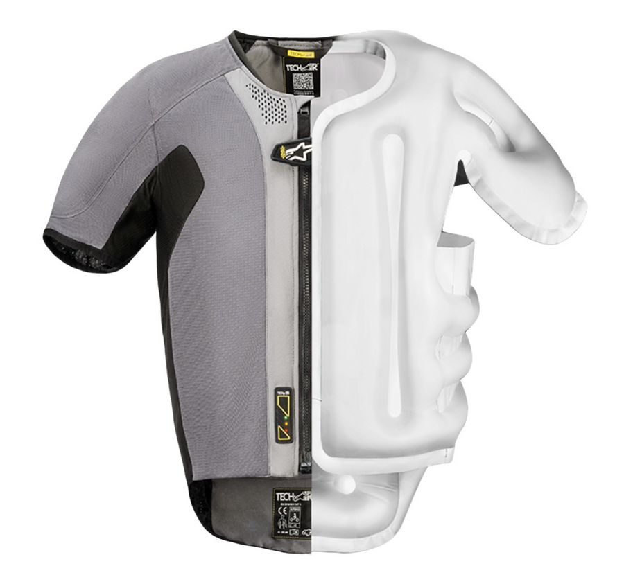 Alpinestars TECH-AIR® 5 AIRBAG SYSTEM - Pre-Order: Expected to ship early-June