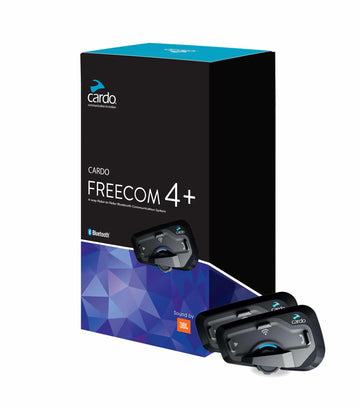 Cardo Freecom 4+ Duo Bluetooth Headset