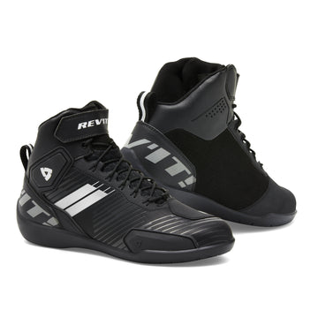 REV'IT! G-Force Shoes Black-White