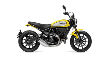2020 Ducati Scrambler Icon Yellow