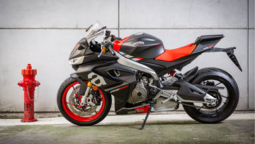 2021 Aprilia RS 660 Red or Black