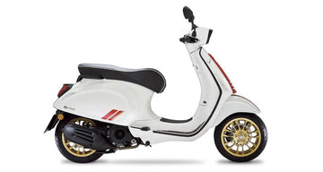 2021 Vespa Sprint 150 Racing Sixties White