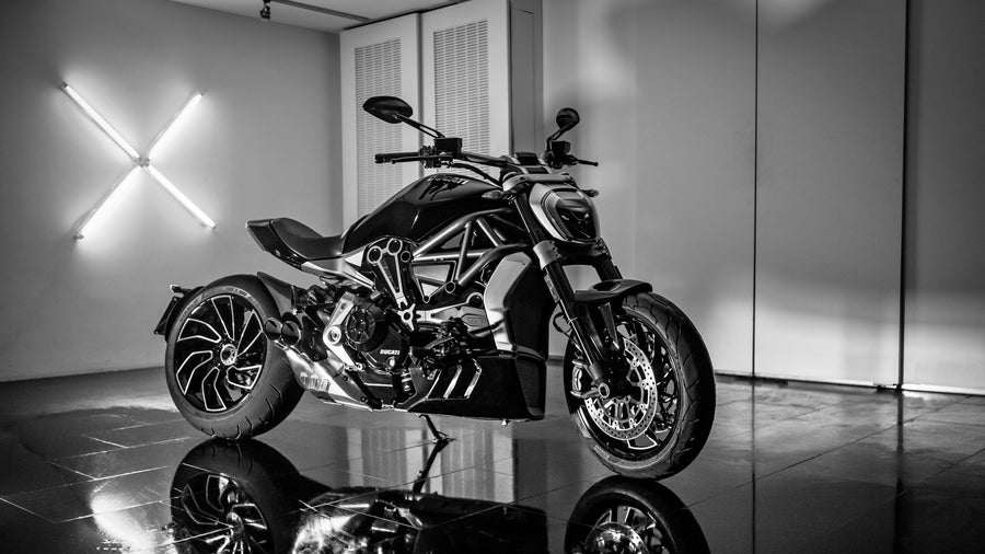 2021 Ducati X Diavel S Black