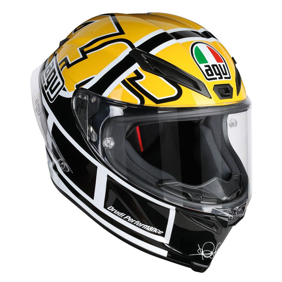 AGV CORSA R ROSSI GOODWOOD Helmet Size Medium/Small