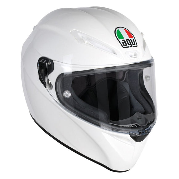 AGV VELOCE S Pearl White Helmet Size Small