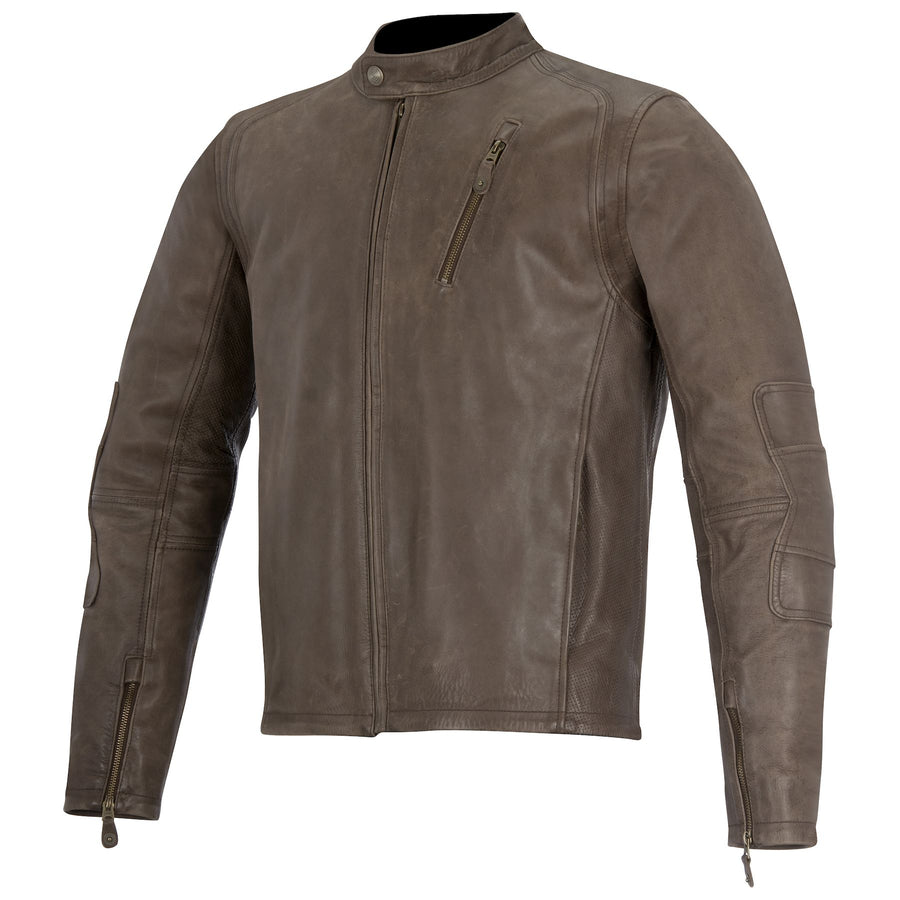 Alpinestars Oscar Monty Leather Jacket