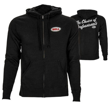Bell Choice of Pros Full Zip Hooded Sweatshirt