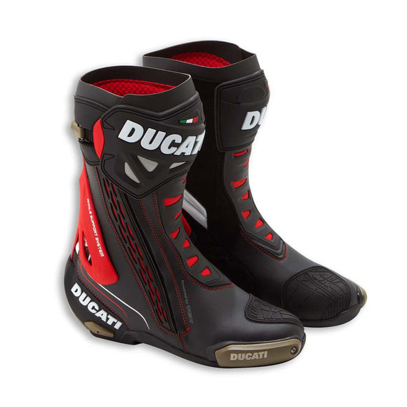 Ducati Corse V3 Motorcycle Boots