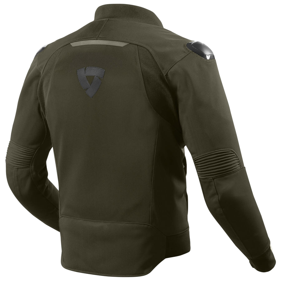REV'IT! Traction Textile Mesh Motorcycle Jacket