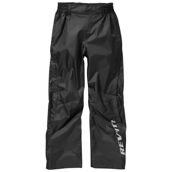 REV'IT! Sphinx H2O Motorcycle Rain Pants Black