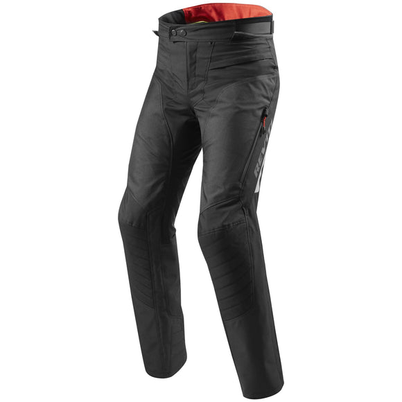REV'IT! Vapor 2 Trouser Motorcycle Pants Black Standard Length