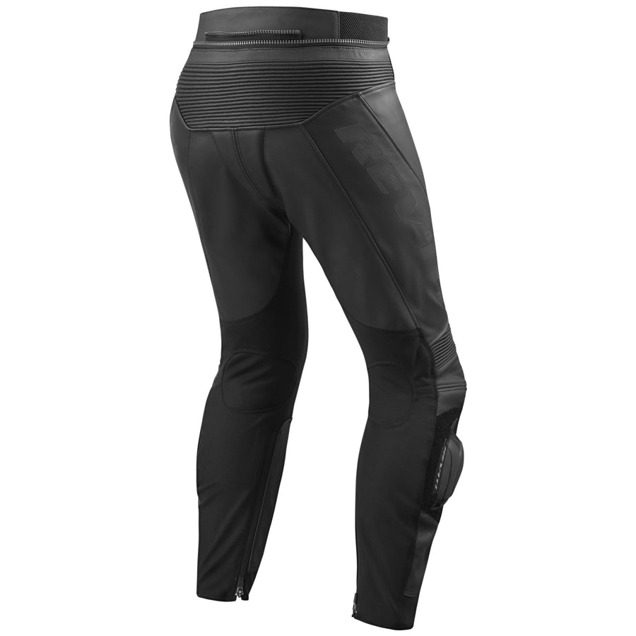REV'IT! Vertex GT Trouser Motorcycle Pants Black Standard Length