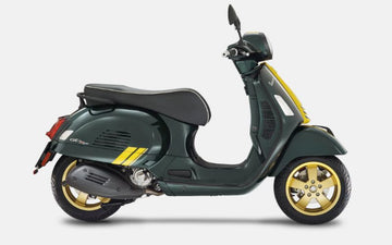 2021 Vespa GTS SUPER RACING SIXTIES 300 HPE