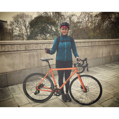 Community Story: Nelly talks about cycling in London