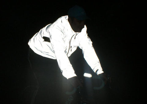 Proviz reflective cycling jacket
