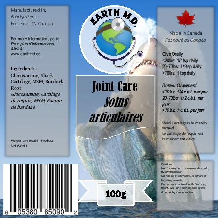 Joint Care - Earth MD