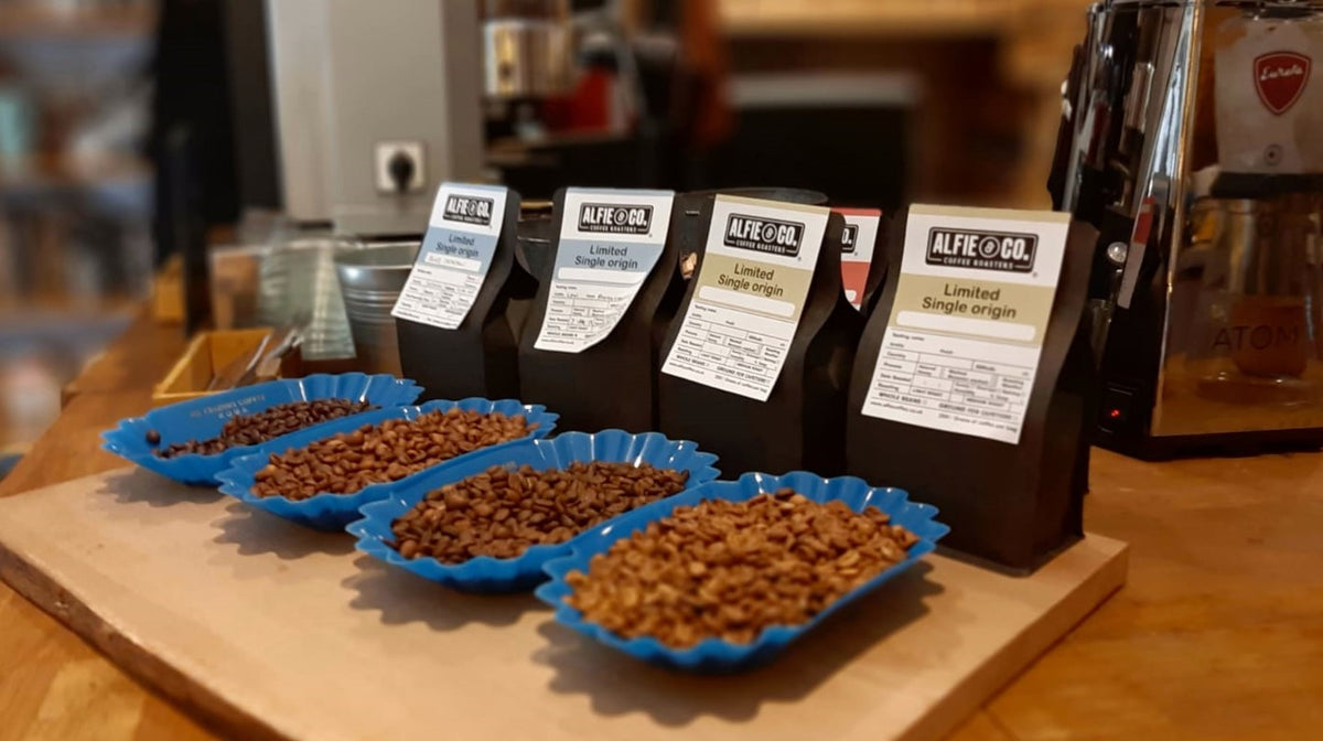 Alfie Coffee Limited Roasts