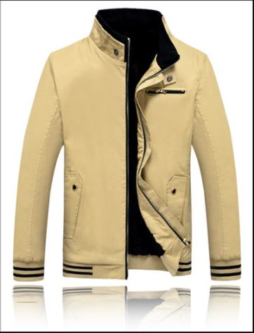 Cashmere Thickened Casual Jacket