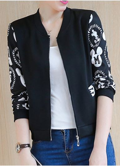 Increase Pattern Spring Jacket | Hot Nationals Delhi India Korean Fashion k-pop