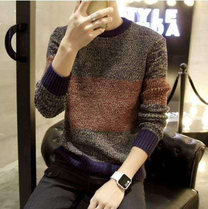Japanese Colored Knitwear Sweater