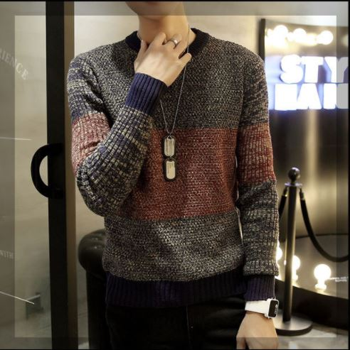 Japanese Colored Knitwear Sweater | Hot Nationals Delhi India Korean Fashion k-pop