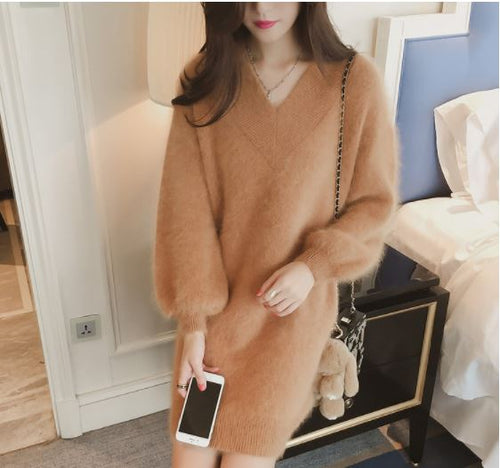 Long Section Sweater | Hot Nationals Delhi India Korean Fashion k-pop