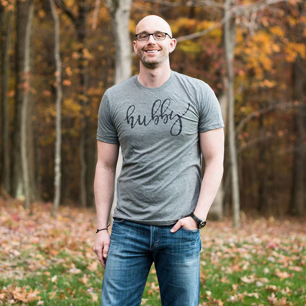 hubby shirt for the groom, gifts for husband, gifts for groom, honeymoon apparel, hubby tee