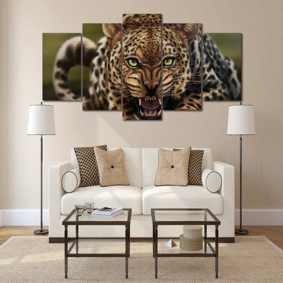 Leopard room decor print wall art picture canvas wall decor ash leopard room decor print wall art picture canvas wall decor ash wall decor wall amipublicfo Image collections