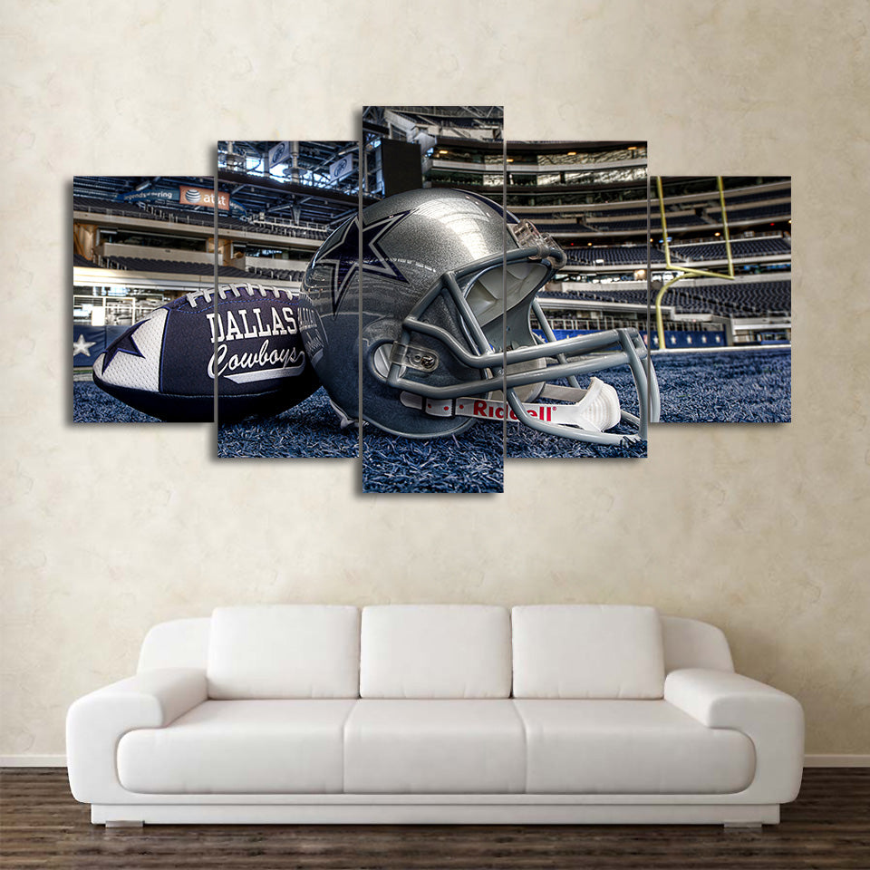 Nfl dallas cowboys helmet football game wall art picture canvas nfl dallas cowboys helmet football game wall art picture canvas ash wall decor wall amipublicfo Image collections