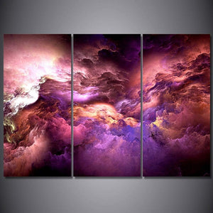 canvas art abstract psychedelic nebula space cloud print wall art on canvas - OPTIONS : cheap canvas prints wall paintings pictures
