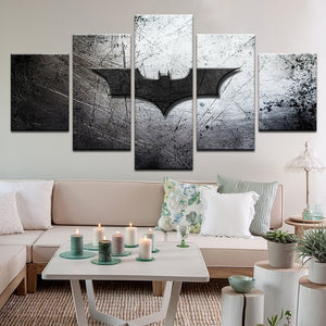 Modular Canvas Painting Batman Movie Poster Art Home Wall Decor Picture