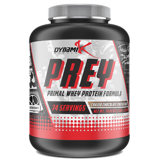 Dynamik Muscle Prey Chocolate - Whey Protein