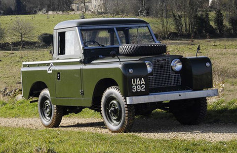 Series II | Land Rover Series I Parts & Accessories