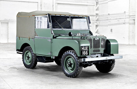 Series I | Land Rover Series I Parts & Accessories