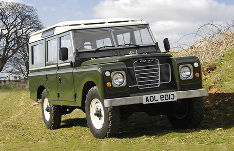 Series III | Land Rover Series I Parts & Accessories
