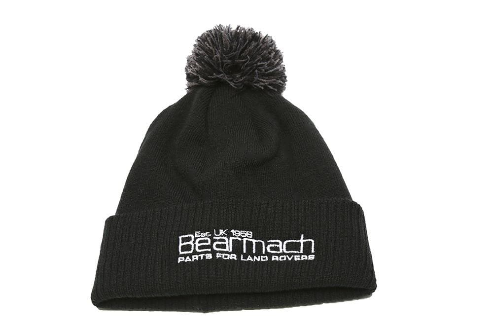 Bearmach Beechfield Snowstar Bobble Hat for Land Rover All Models | 10888-B450