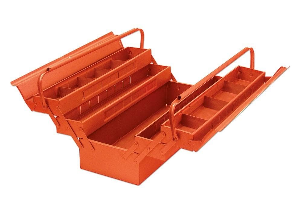 Laser Tool Box 5 Tray 22/560mm for Land Rover All Models | 1310