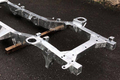 Land Rover Defender 110 V8 Galvanised Chassis with Galvanised Cross Member