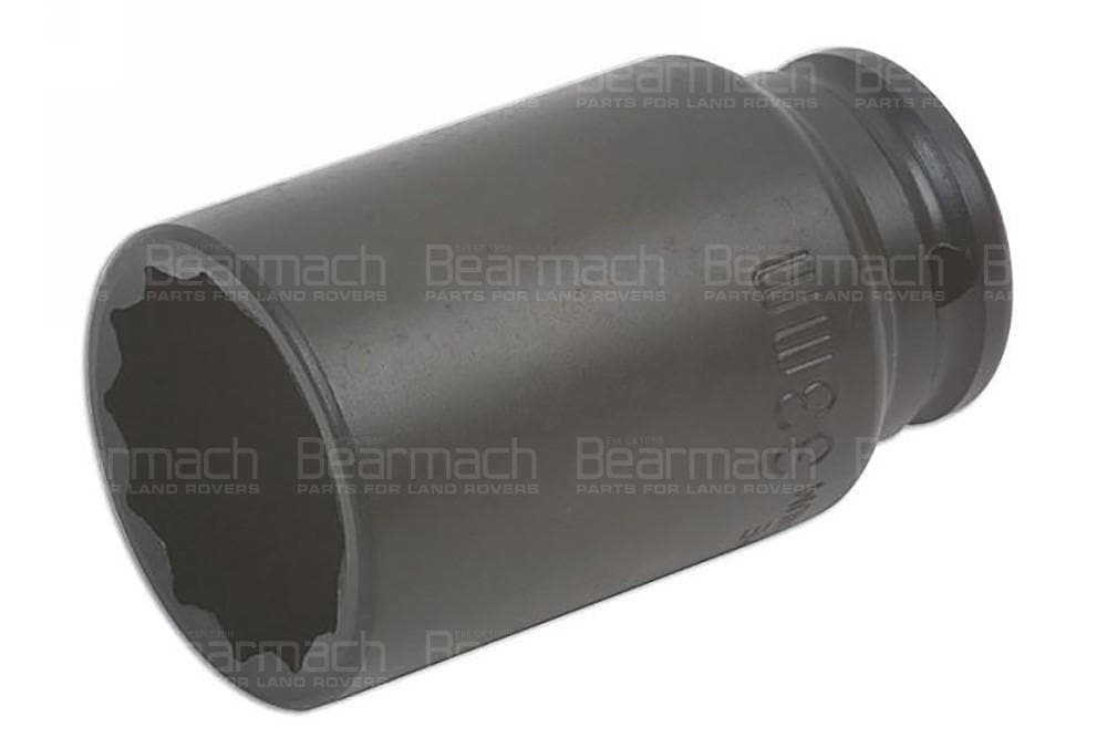 Laser Air Impact Deep Socket - 33mm for Land Rover All Models | 3847