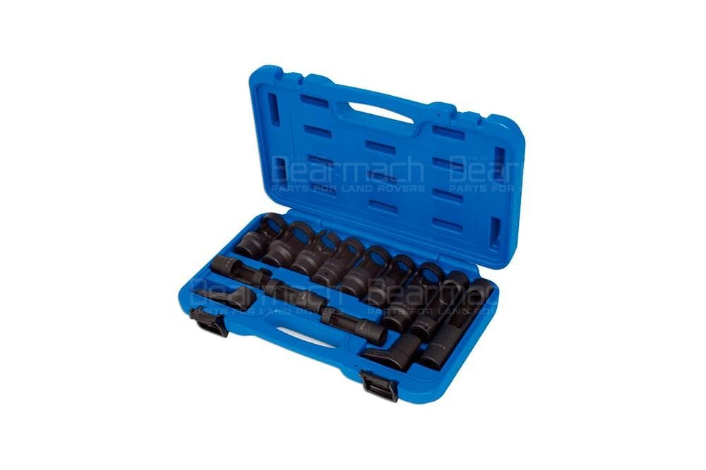 Laser Diesel Injector/ Lambda Socket Set 14pc for Land Rover All Models | 4260
