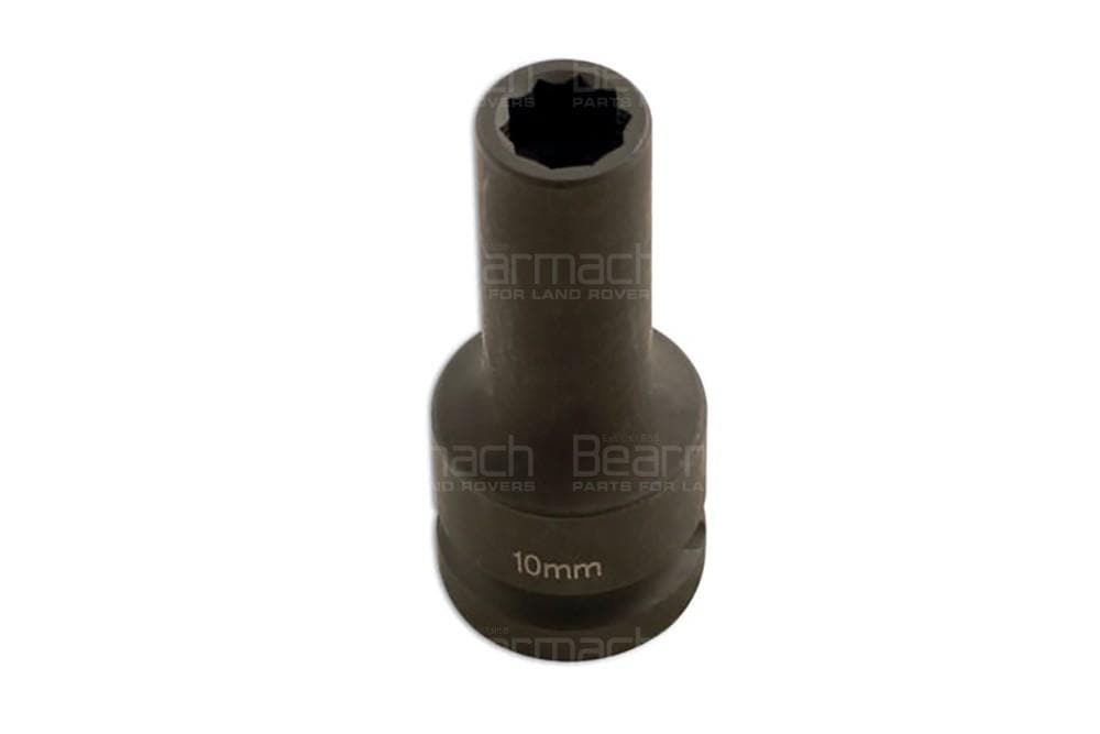 Laser Impact Socket - Split Rims 10mmx 10pt for Land Rover All Models | 5133