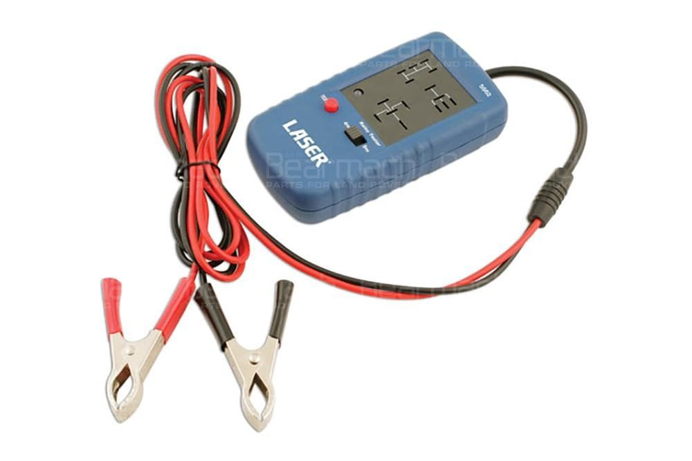 Laser Automotive Relay Tester for Land Rover All Models | 5562