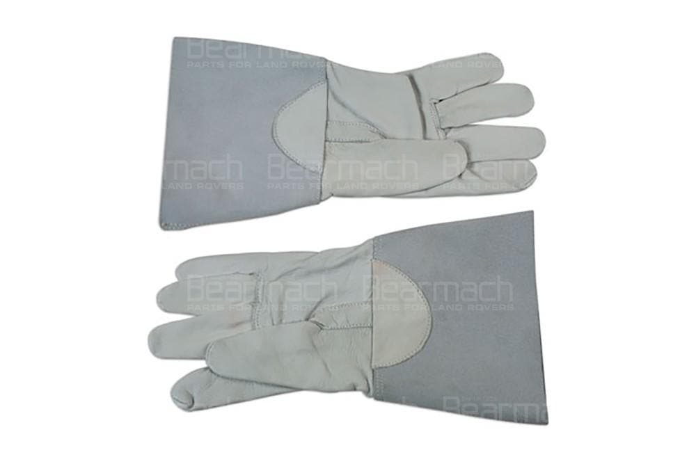 Laser Leather Overgloves - Large (10) for Land Rover All Models | 6620