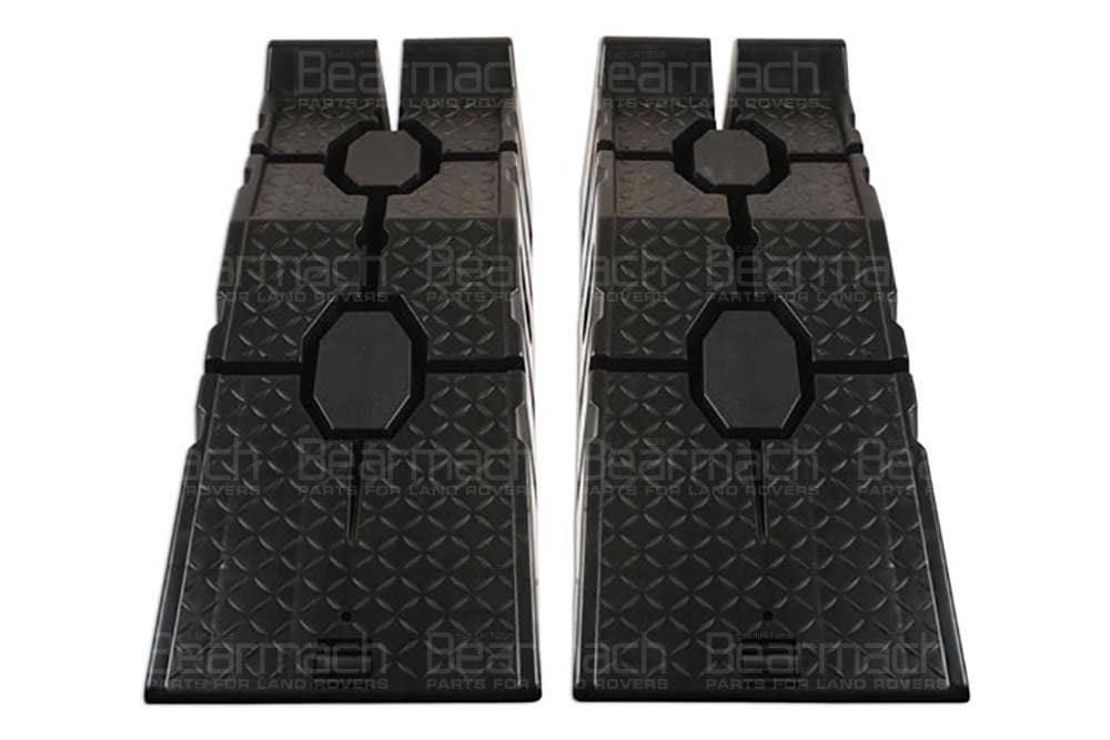 Laser Plastic Car Ramps - Pair 2.5 Tonne for Land Rover All Models | 6793