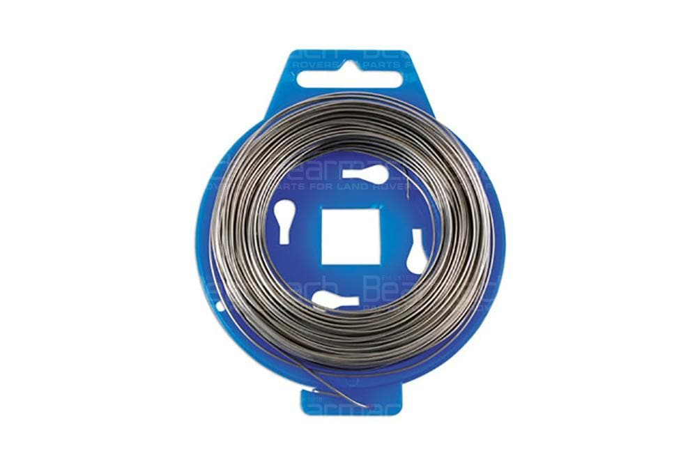 Laser Safety Locking Wire 0.8mm x 30m for Land Rover All Models | 6869