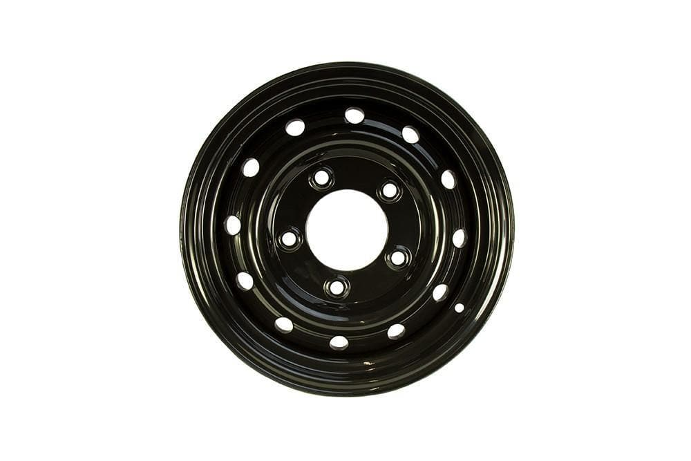 Bearmach 16 x 6.5 Heavy Duty Wolf Steel Wheel for Land Rover Series, Defender, Discovery, Range Rover | ANR4583R