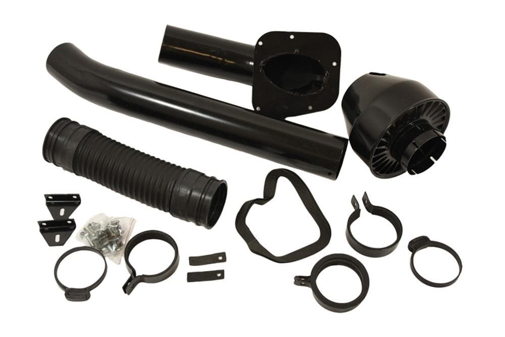 Bearmach Metal Snorkel Defender 300 TDi/TD5/TDCi Puma for Land Rover Defender | BA 2123AM