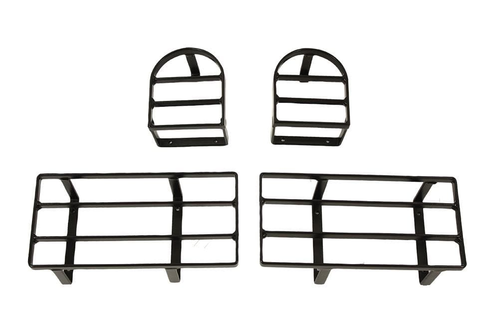 Bearmach Lamp Guards for Land Rover Series, Defender | BA 012B