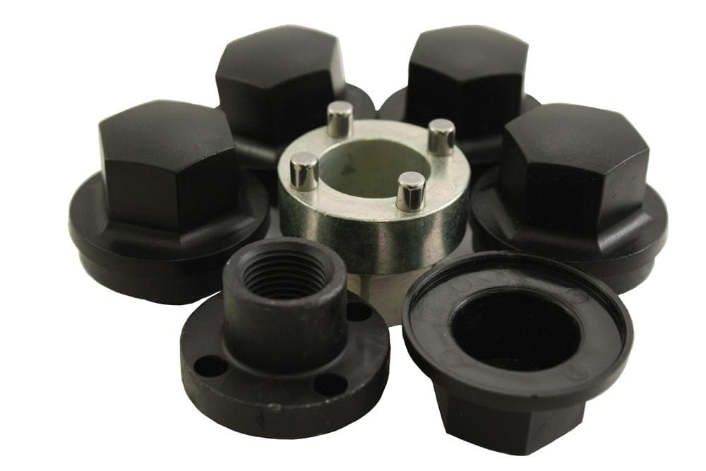 OEM Locking Wheel Nuts (set of 5) for Land Rover Series, Defender, Discovery, Range Rover | BA 018B