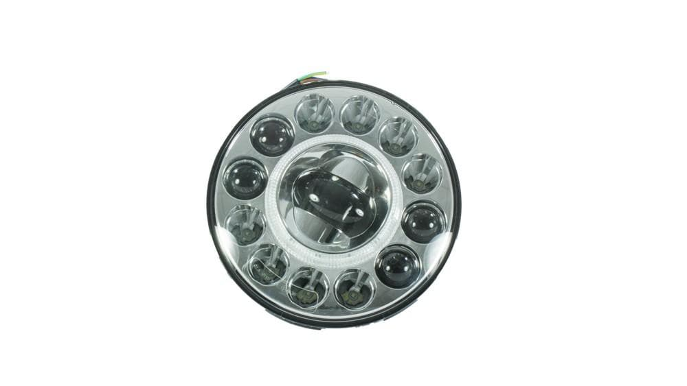 Ring 7 RHD LED Headlamp for Land Rover Series, Defender, Range Rover | BA 070RX